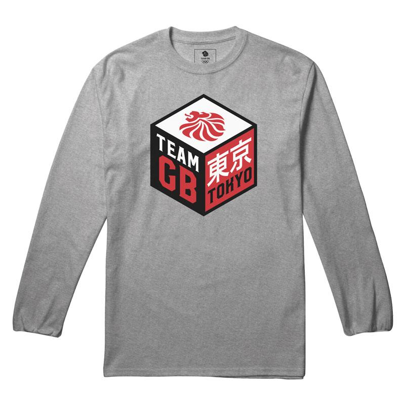 Team GB Tatsumi Long Sleeve T-Shirt Men's | Team GB Official Store