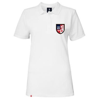 Team GB Kashima Polo Shirt Women's-Team GB Shop
