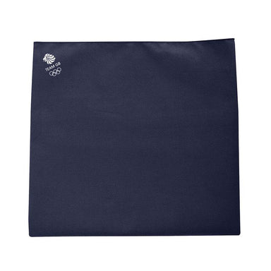 Team GB Microfibre Sports Towel - Blue | Team GB Official Store