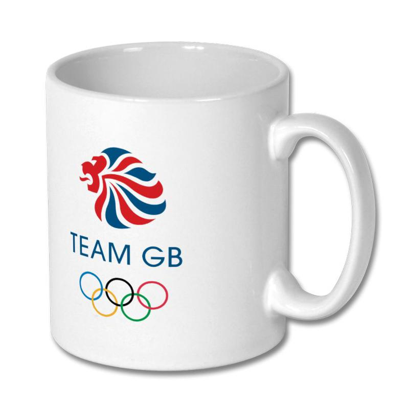 Team GB Pride Mascot Fencing Mug | Team GB Official Store