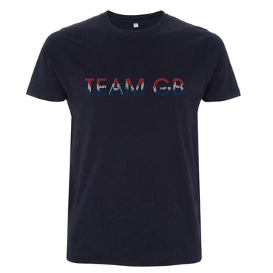 Team GB Word Logo T-shirt Men's | Team GB Official Store