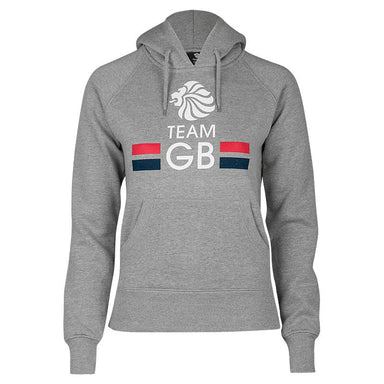 Team GB Logo Hoodie Women's-Team GB Shop