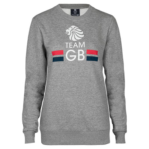 Team GB Logo Sweatshirt Women's