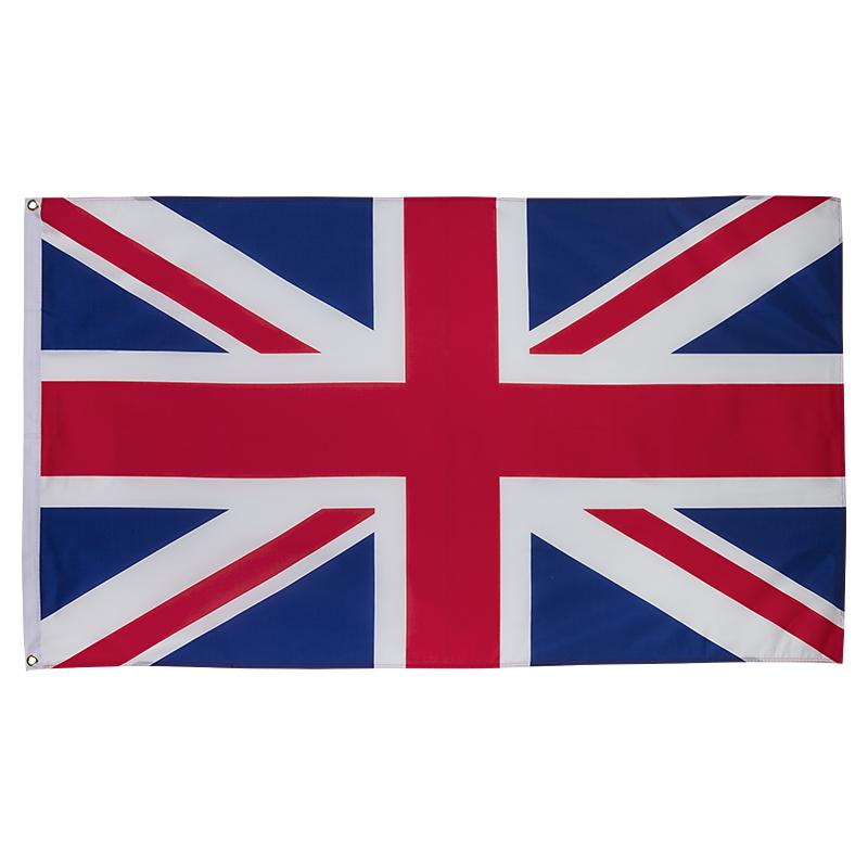 Team GB Large Union Jack Flag