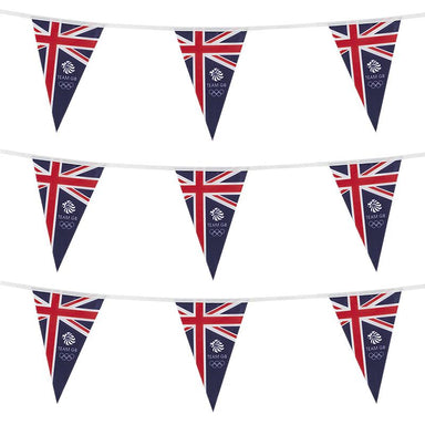 Team GB Supporters Polyester Bunting | Team GB Official Store