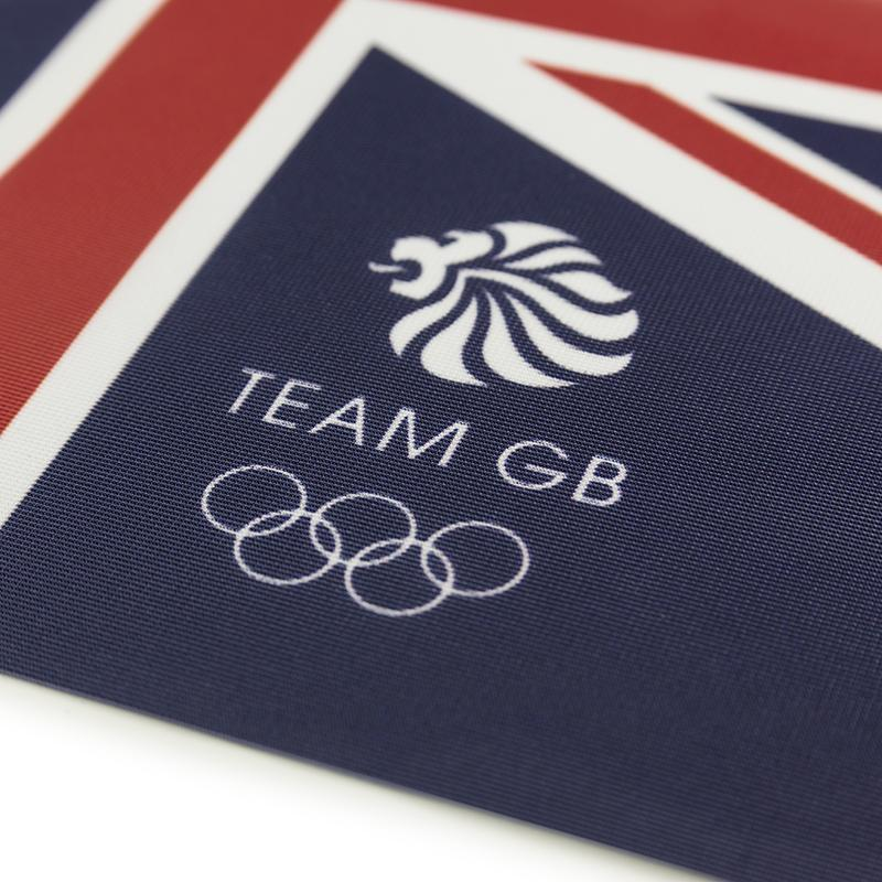 Team GB Supporters Handwaver Flag-Team GB Shop