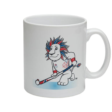 Team GB Pride Mascot Hockey Mug | Team GB Official Store