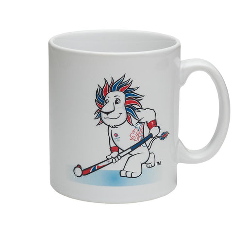 Team GB Pride Mascot Hockey Mug