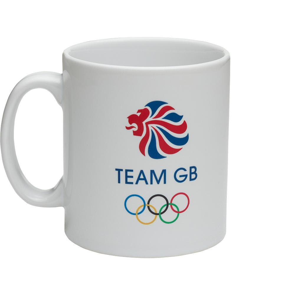 Team GB Pride Mascot Gymnastics Mug | Team GB Official Store