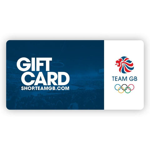 Team GB Shop Online Gift Card