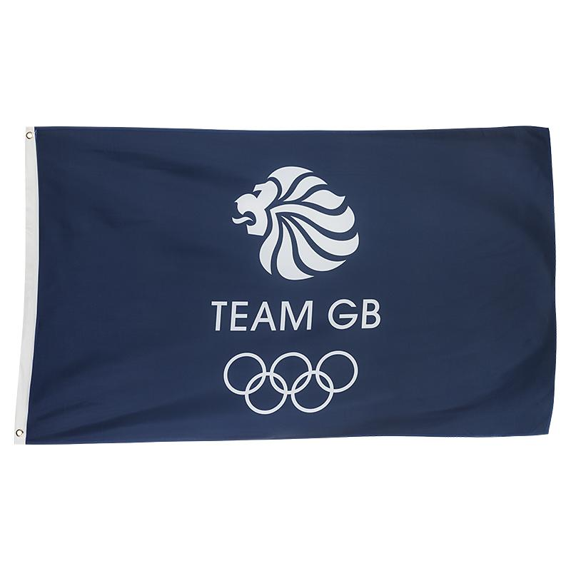 Team GB Large Supporters Flag | Team GB Official Store