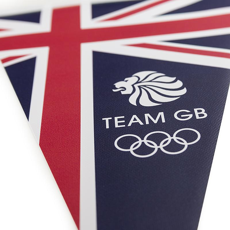 Team GB Supporters PVC Bunting | Team GB Official Store