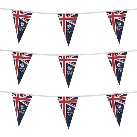 Team GB Supporters PVC Bunting