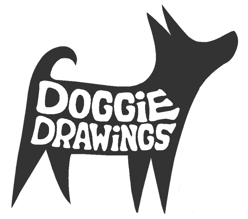 Doggie Drawings Wholesale