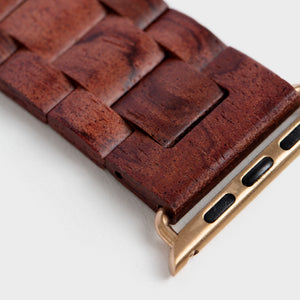 Daintree - Wood Apple Watch Band