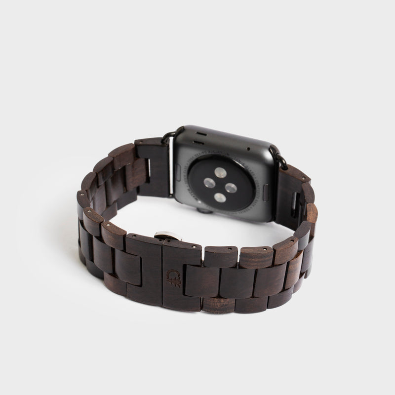 Eco-Friendly Wooden iWatch Band | Classy Watch Bands