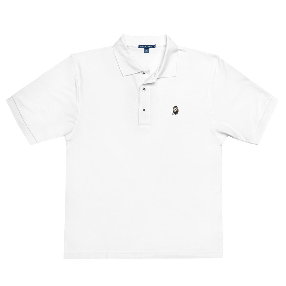 O/Z Lifestyle Brands Lion Logo Polo Shirt | Premium Polo Shirts USA