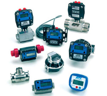 GPI Turbine Flowmeters