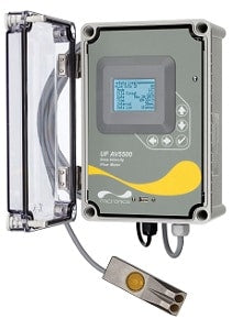 Micronics - UF AV5500 - Dedicated Area-Velocity Flow Meter