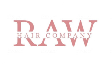 Raw Hair Company Logo