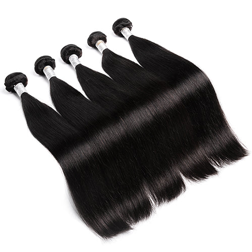 Raw Hair Company Straight Bundles