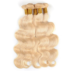 Raw Hair Company Body Wave Blonde Bundles