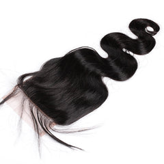 Raw Hair Company Body Wave 4x4 Closure