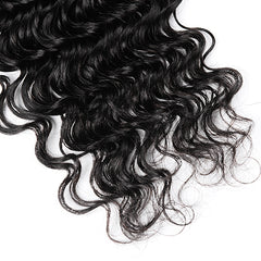 Raw Hair Company Deep Wave Bundles
