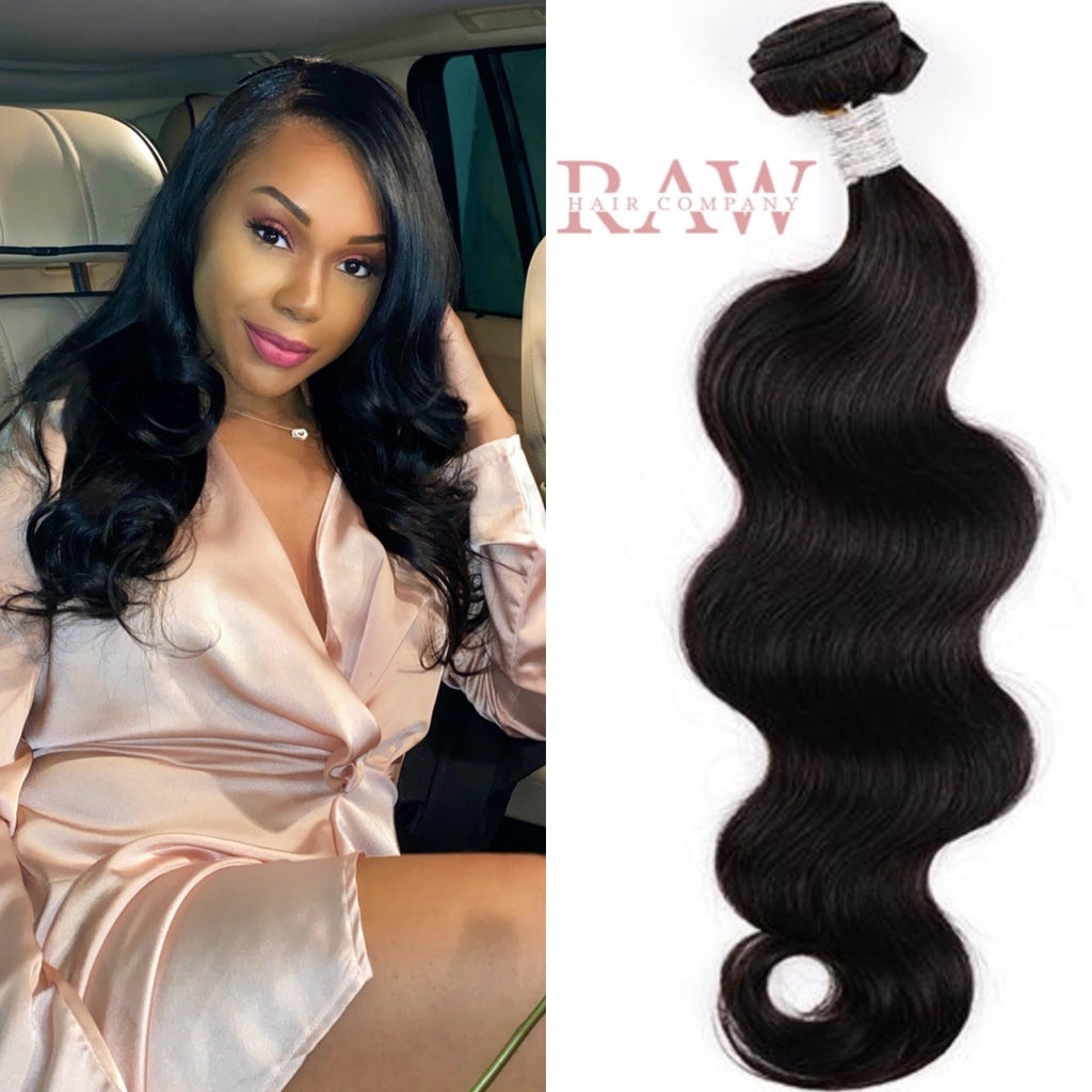 Raw Hair Company Body Wave Bundles