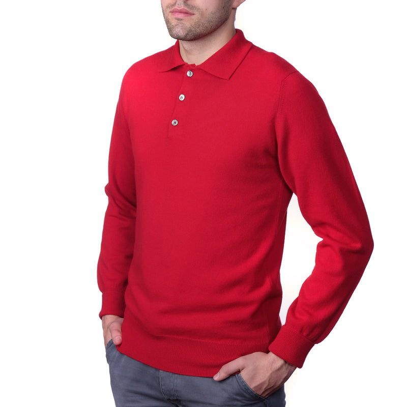 BERK Pullman Polo Shirt 1 Ply