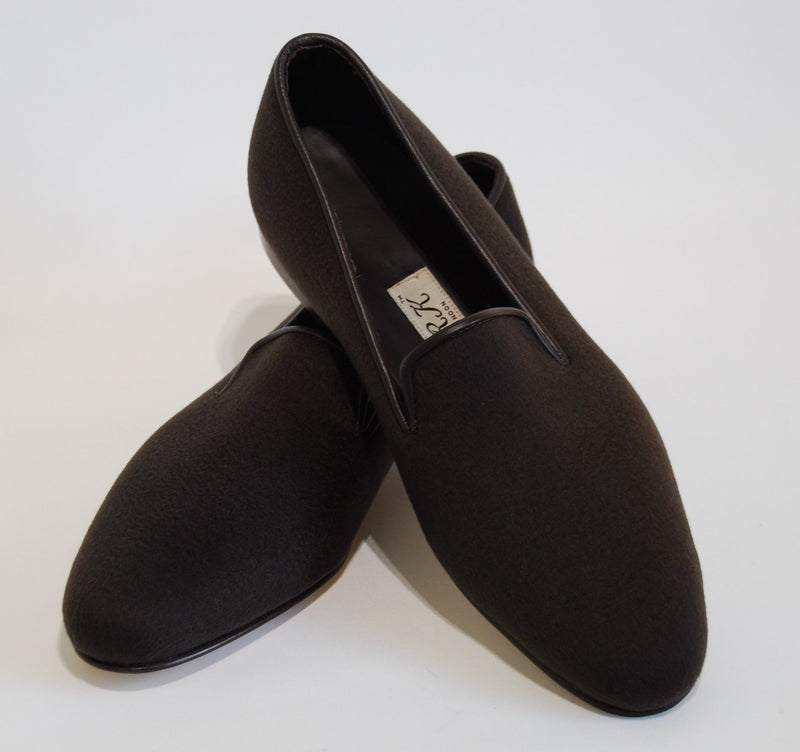 Pure Cashmere Loafer