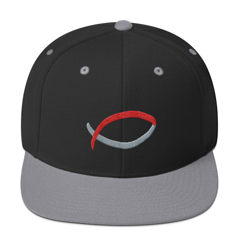 Be Bold Fish Snapback - Peculiar Display