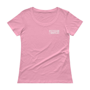 Proverbs 31 Ladies' Scoopneck T-Shirt - Peculiar Display