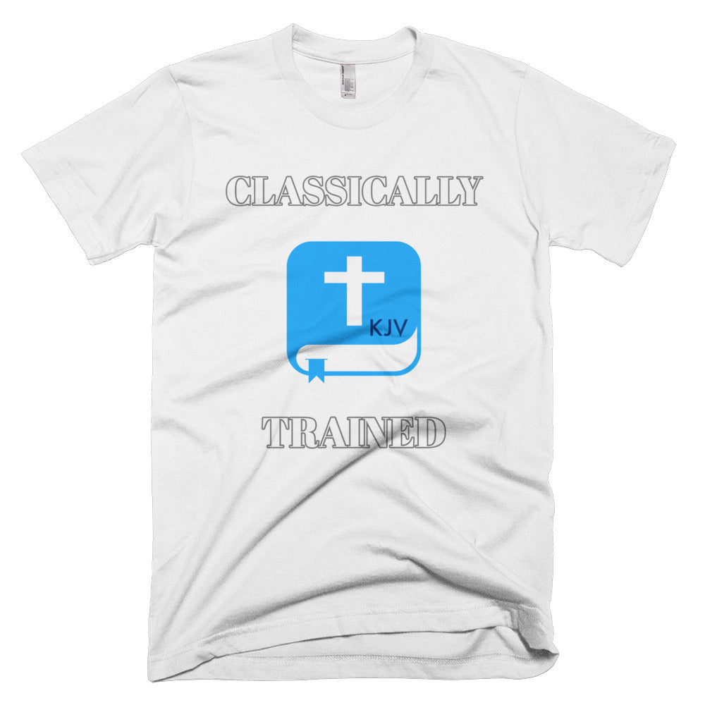 Classically Trained Short-Sleeve T-Shirt - Peculiar Display