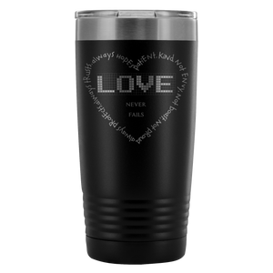 Love Tumbler - Peculiar Display