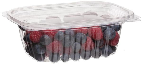 12oz Rectangular Deli Containers - Food Loops