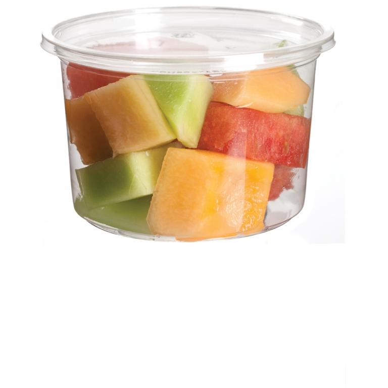 16oz Round Deli Containers - Food Loops