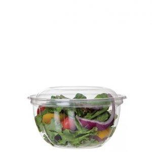 18oz Salad Bowls WITH Lids - Food Loops