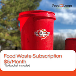 Residential Food Waste Subscription - No Bucket Included