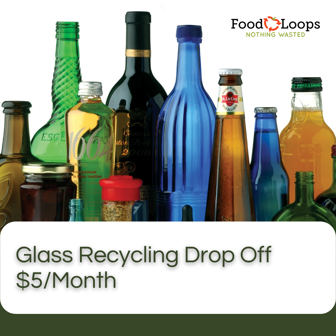 Residential Glass Drop Off
