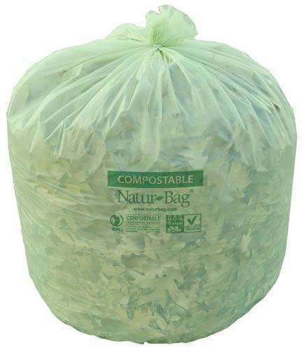 33 Gallon  Natur-Bag Slim Liner - Food Loops