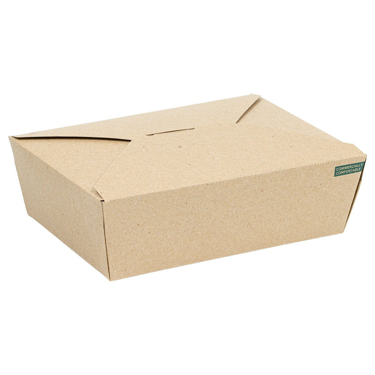#3 Innobox 7.75x5.5x2.5 Kraft Food Carton