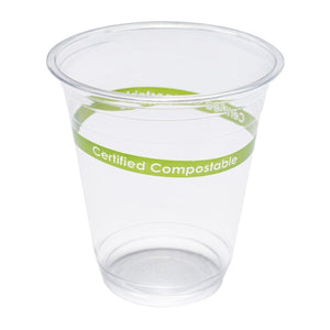 12oz Clear Cold Cup - PLA