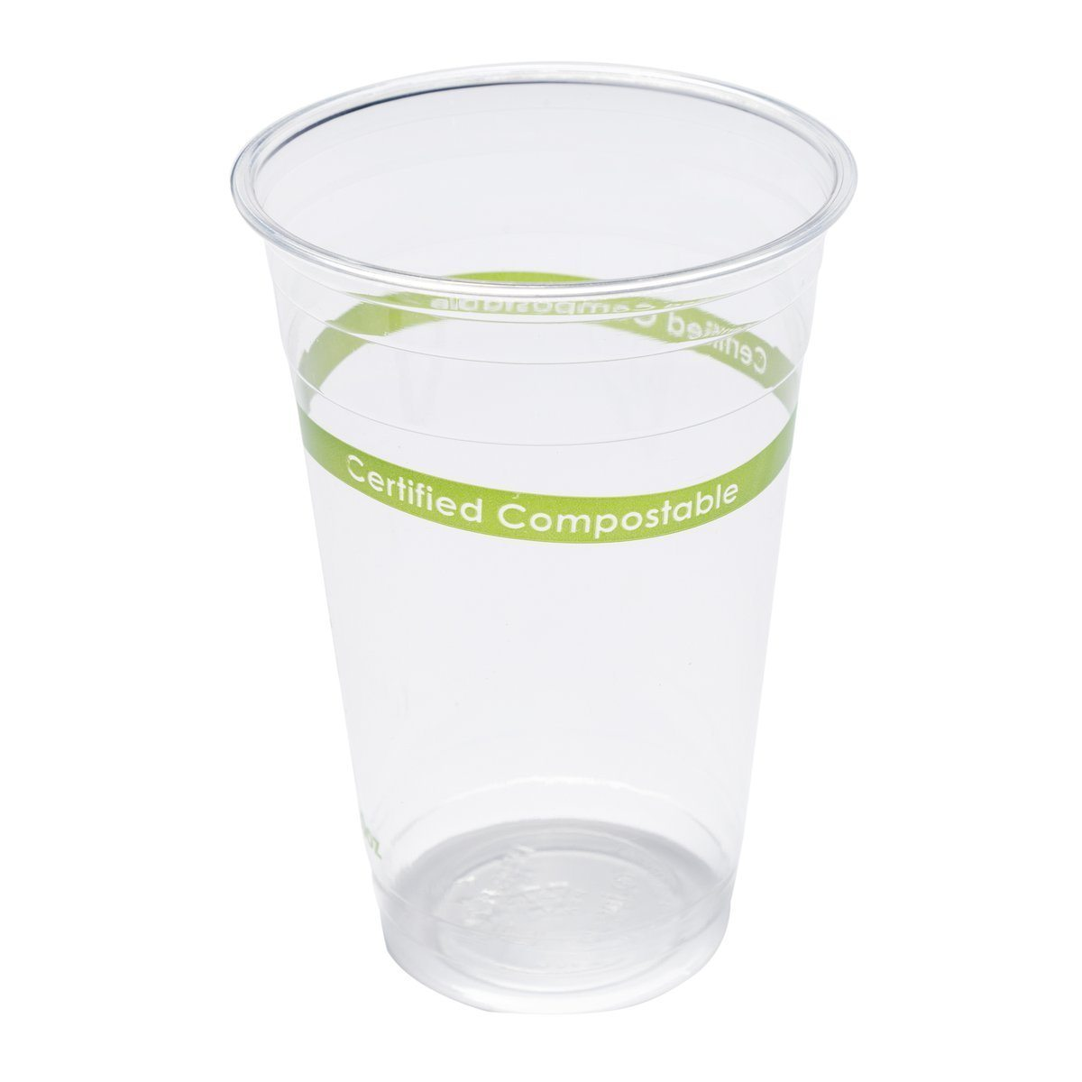 20oz Clear Cold Cup - PLA