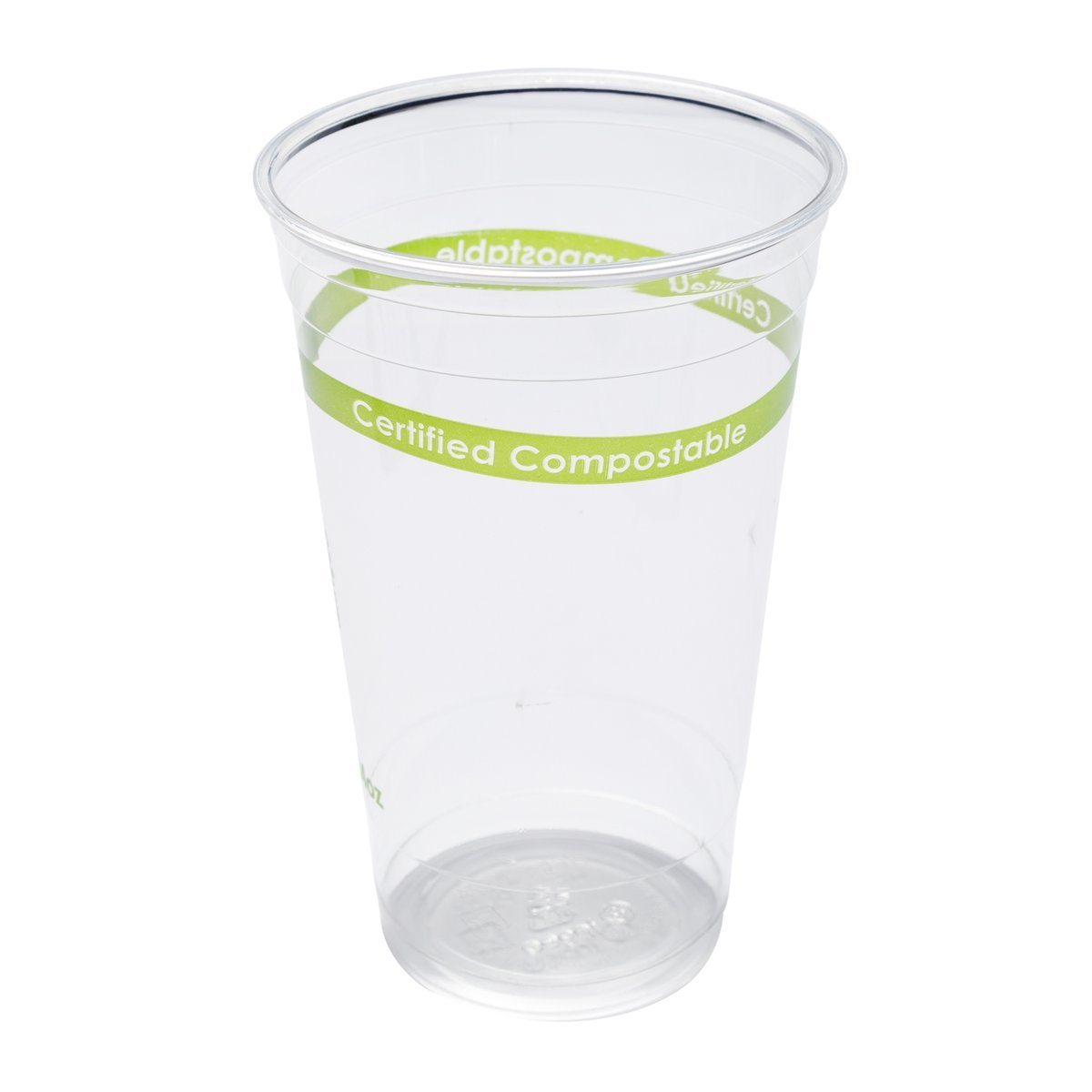24oz Clear Cold Cup - PLA Cold Cups - PLA Primeware