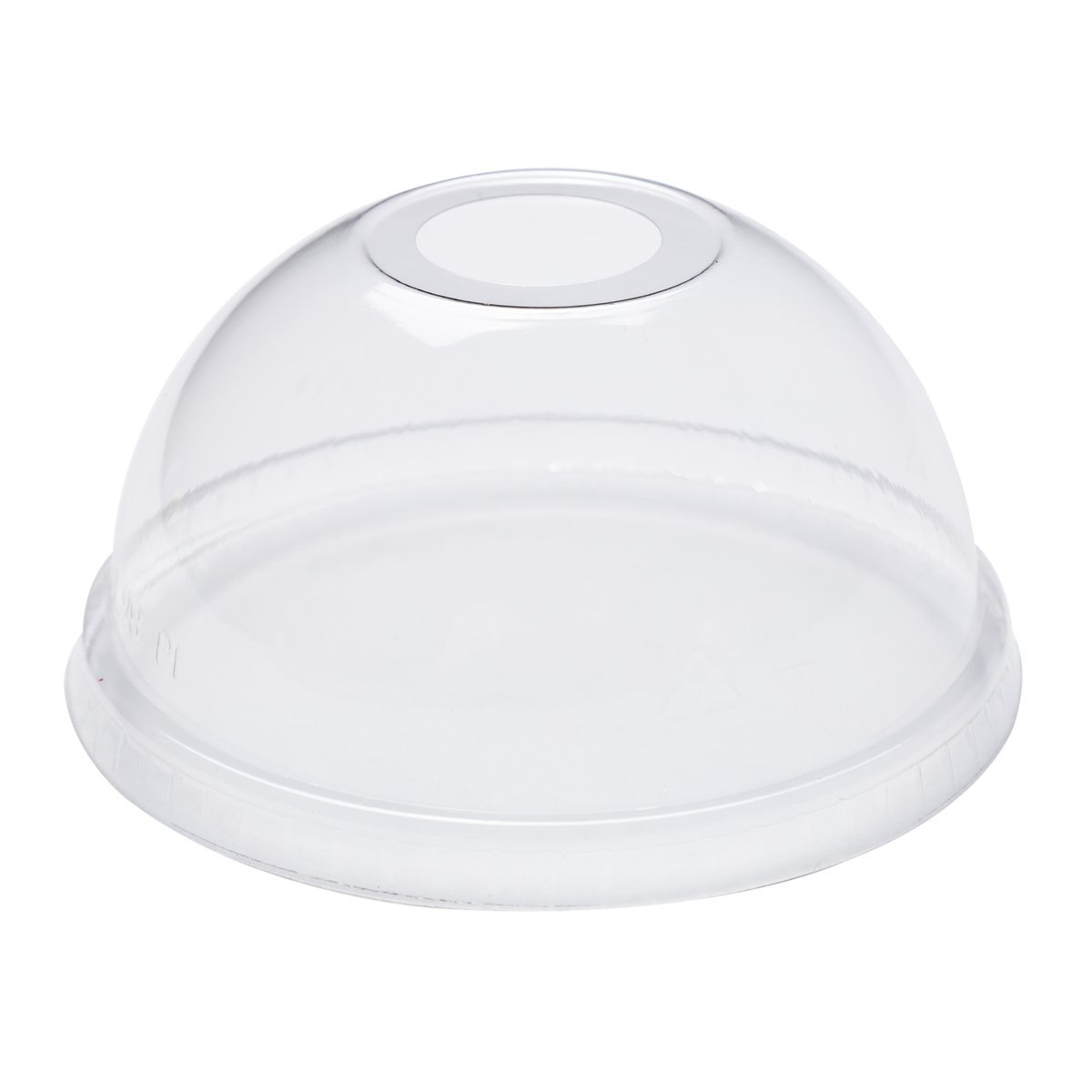12-24oz Clear Cold Cup PLA Dome Lid