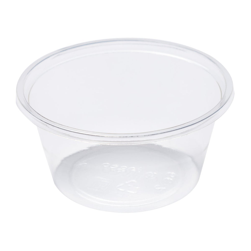 2oz Clear PLA Portion Cup