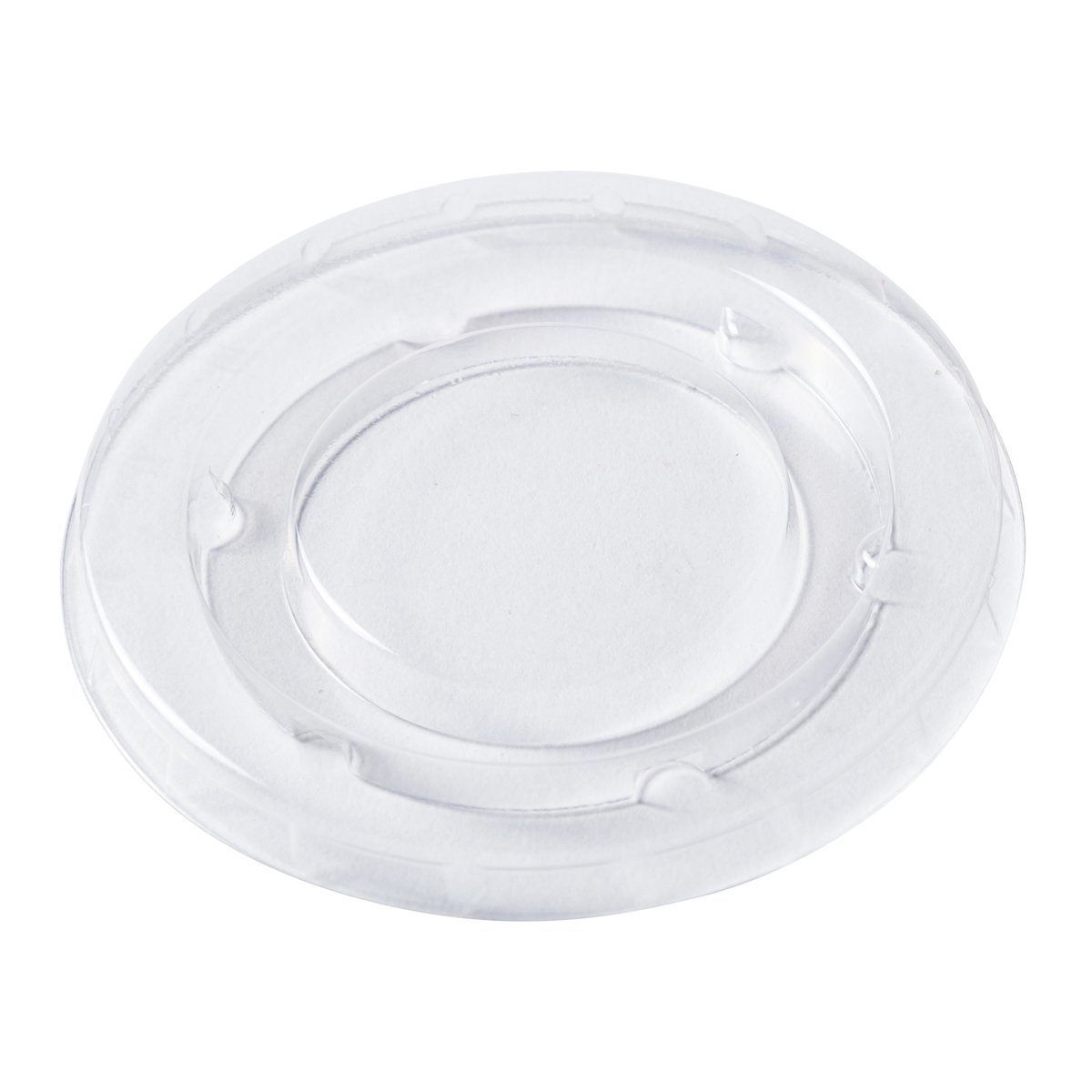 2oz Clear PLA Portion Cup Lid