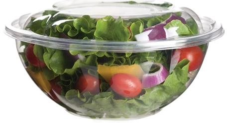 24oz Salad Bowls WITH lids
