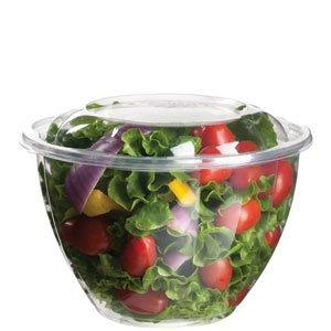 48oz Salad Bowls WITH Lids - Food Loops